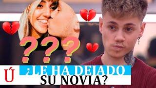A Hugo le ha dejado su novia: el rumor que desata OT 2020 se aclara con este mensaje de Aurora