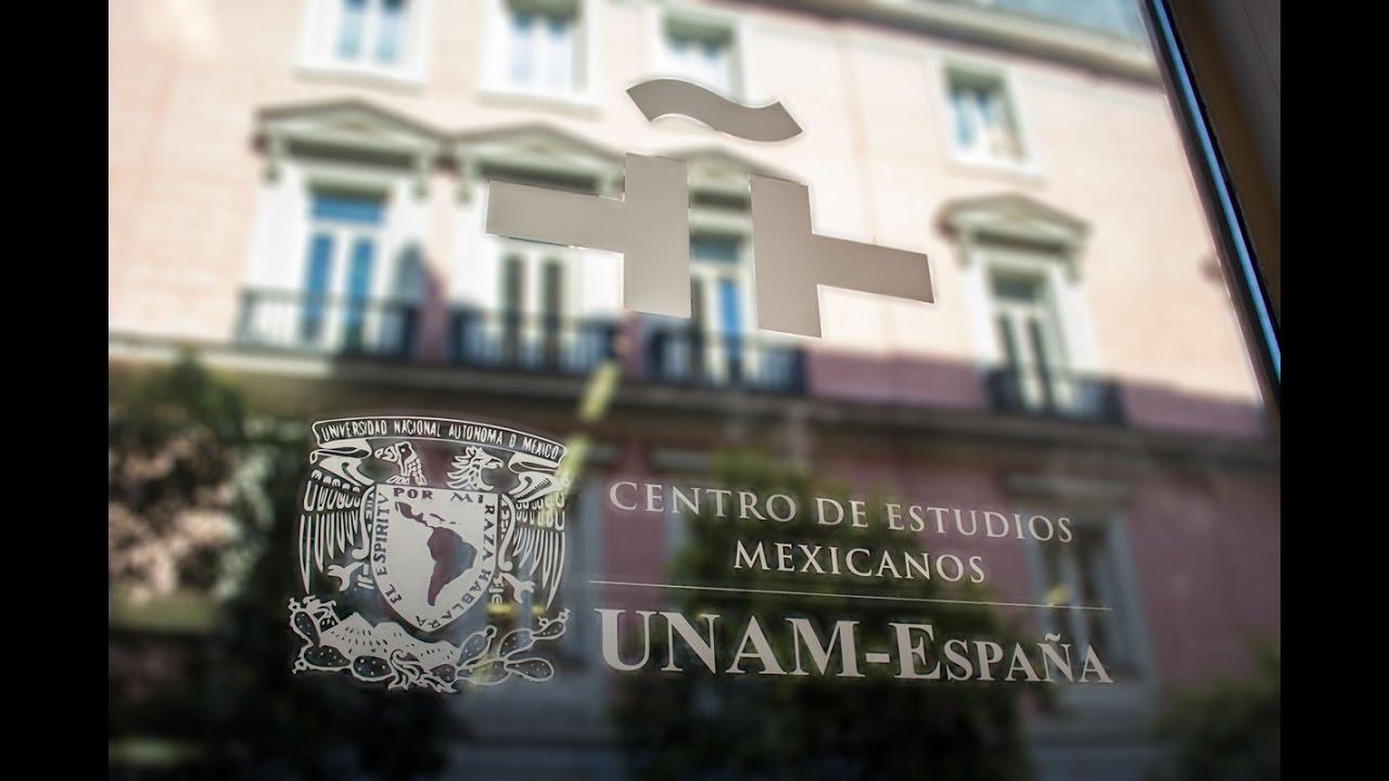 UNAM ESPAÑA - YouTube