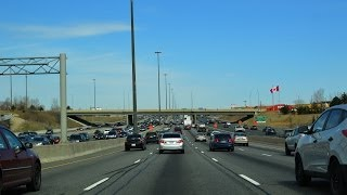 Highway 401 Through Toronto: World