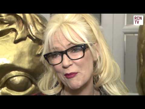 Morwenna Banks Interview BAFTA Children's Awards 2013
