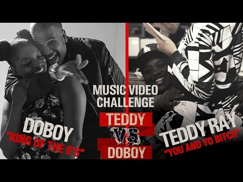 Music  Challenge  Teddy vs DoBoy