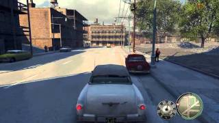 Mafia 2 - PC Gameplay Max Settings, PhysX Off [Full HD]