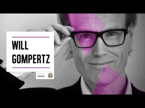Will Gompertz | Cambridge Union