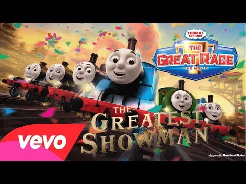 Thomas & Friends 'The Great Race' (The Greatest Show)