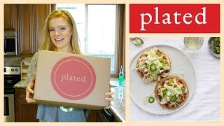 PLATED Subscription Box Unboxing and Review