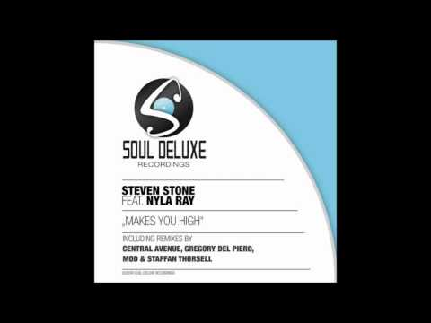 (2012) Steven Stone feat. Nyla Ray - Makes You High [Steven Stone Classic RMX]