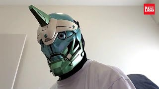 Unboxing Cayde-6 Mask from Destiny by XCoser (Not Tutorial)