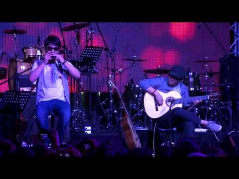 Park Juwon & Jeon Jeduk @ Music Matters Live with HP 2013