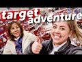 TARGET CHRISTMAS ADVENTURES WITH MY MOM | Vlogmas Day 15
