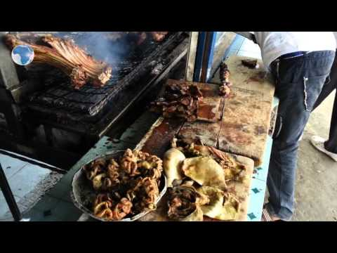 Traders at Kikopey Nyama Choma Center gear up for booming business during the festive season
