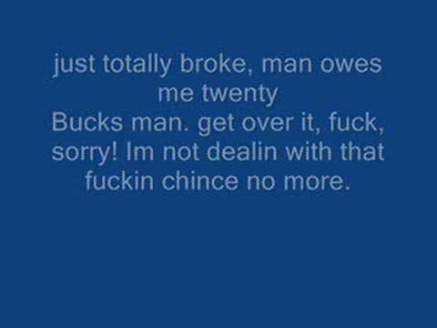 40 oz to freedom lyrics