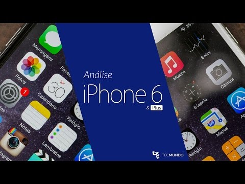 iPhone 6 & iPhone 6 Plus [Análise] - TecMundo