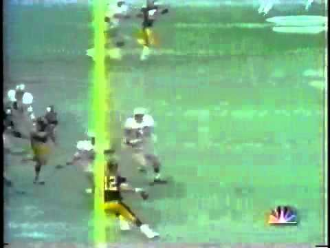 Immaculate Reception   original broadcast