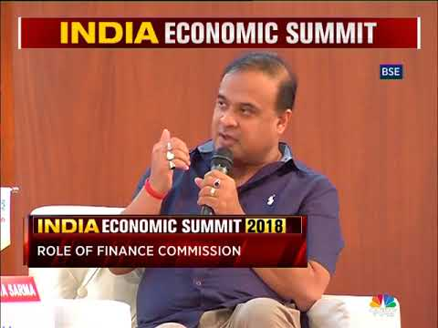 INDIA ECO CONCLAVE: FUTURE OF CENTRE-STATE FINANCES - PART 1