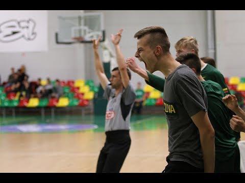 Rungtynių apžvalga: Lietuva U16 - Estija U16 (vaikinai)