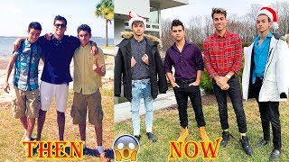 Cyrus Dobre Vs Darius Dobre Vs Lucas and Marcus Then And Now 2019
