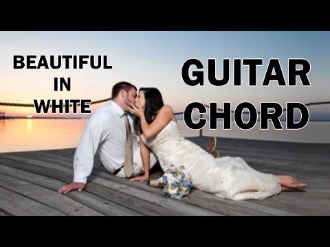 Shanne Fillan - Beautiful in White GUITAR CHORDS