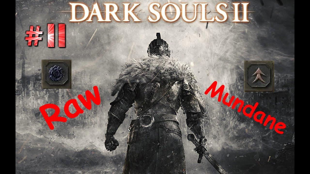 Download Dark Souls 2 SOTFS Mundane/Raw Build Walkthrough Part 11 (Mytha, The Baneful Queen)