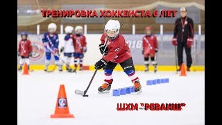 Шестилетний хоккеист. Тренировка хоккеиста 6 лет.