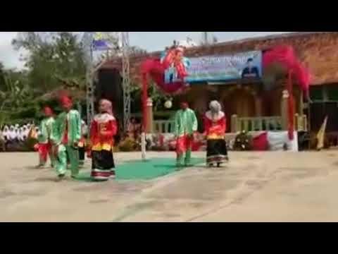 Lagu Lampung & Tarian BEDANA voc. Edy Pulampas