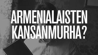 Armenialaisten kansanmurhan kieltäminen Suomessa