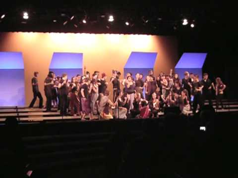 Music In Motion - Aladdin Medley - Spring 2012 concert
