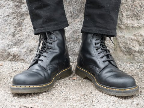 Review: Why I Don't Like Dr. Martens Boots