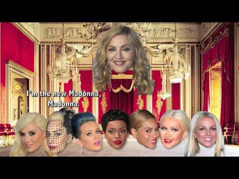 Queen of Pop #1 Album Sales & Chart Hits