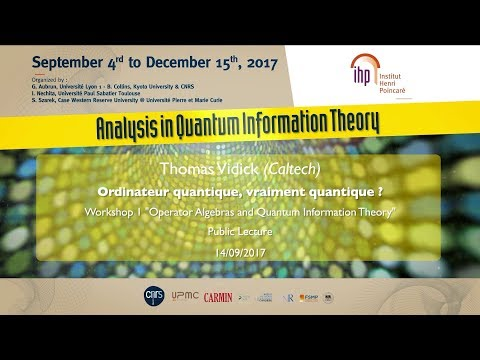 L'ordinateur quantique, vraiment quantique ? Image 1