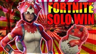 "!!! New Fortnite Dinosaur ""TRICERA OPS"" Skin Gameplay!!!"