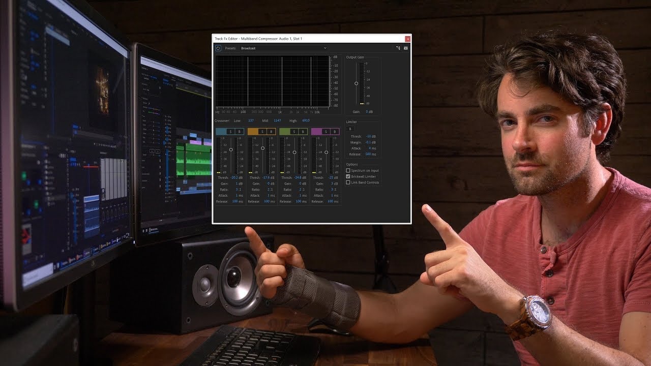 How to Make Your Audio Better in Adobe Premiere