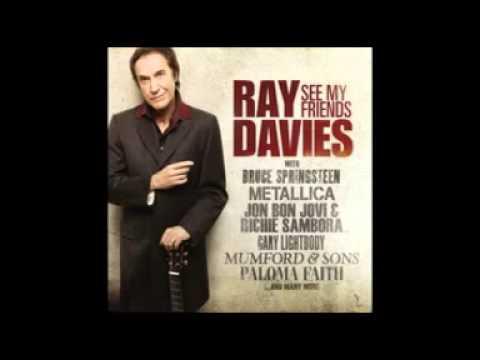 Ray Davies - 07 Waterloo Sunset (with Jackson Browne) See My Friends Album