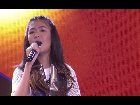 The Voice Kids Thailand -  Final - บุ้งกี๋ - ทำได้เพียง - 30 Mar 2014
