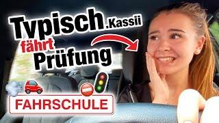 Praktische Führerscheinprüfung mit Typisch Kassii 🚘 | Fischer Academy