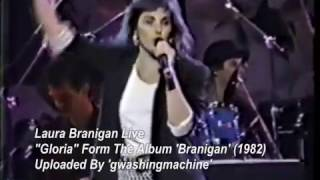 "Laura Branigan - ""Gloria"" Live *RARE* [#]"