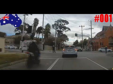 8 Mins of Australia Dash cam 2019 compilation #001