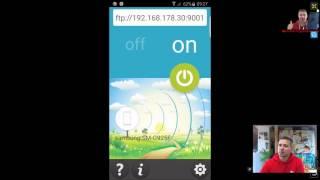 Anleitung: Auf Dateien des Smartphones im Wlan zugreifen Android-Windows10