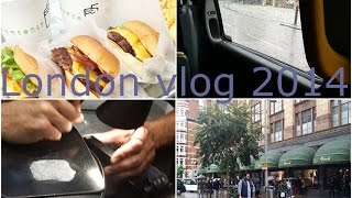 29 Hours in London VLOG (October 2014) Thumbnail