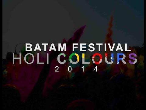 Batam Festival Holi Colors 2014