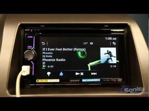 Sony XAV-601BT Car Stereo w/ Pandora & MirrorLink