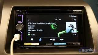 Sony XAV-601BT Car Stereo w/ Pandora & MirrorLink