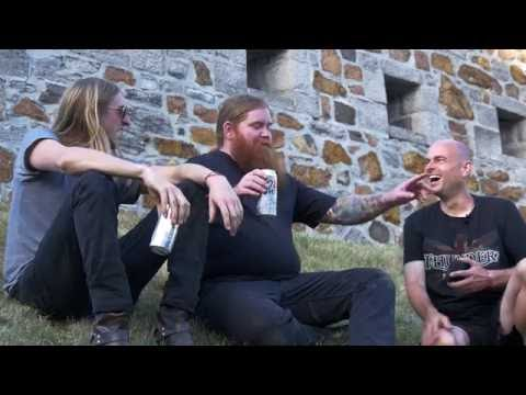 Skeletonwitch At Heavy Montreal 2016 (interview)