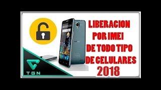 Liberar o Desbloquear celular reportado por perdida o robo gratis │ Cambiando el codigo IMEI  │2019.