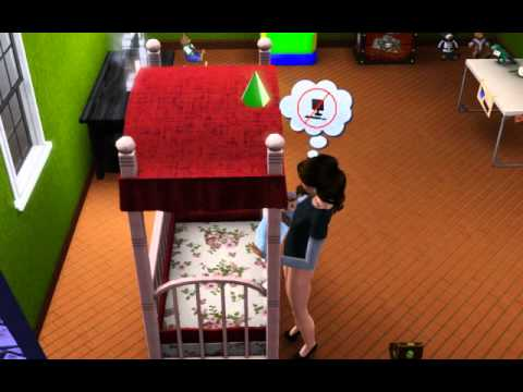 sims 3 b d p naga simka i br zowy brzuszek dziecka. Black Bedroom Furniture Sets. Home Design Ideas