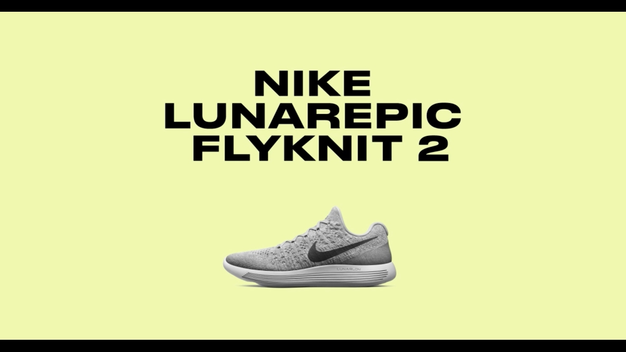 timeless design c343c e3544 ... uk the nike lunarepic flyknit 2 at intersport elverys 896a3 40194