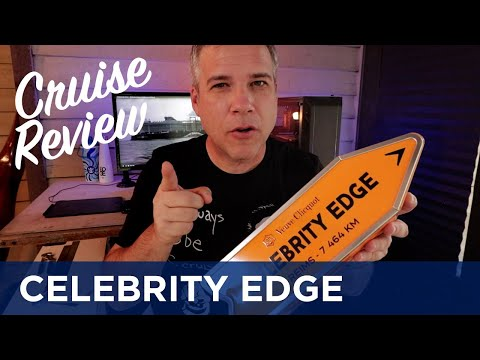 Celebrity Edge Cruise Review, Highlights & Ship Tour: Mind Blown!