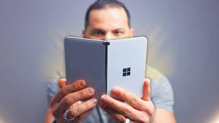 وأخيراً وصل موبايل المستقبل | Microsoft Surface Duo