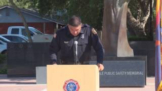 """Remember and Honor"" September 11 Victims  - -       Glendale AZ 9-11-2013"