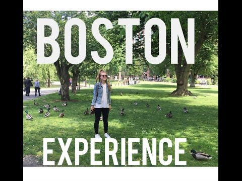 My Experience Living in Boston