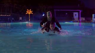 The Strangers: Prey at Night (2018) - Pool Scene